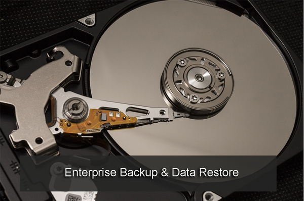 VLS Enterprise Data Backup and Restore Kuching Malaysia