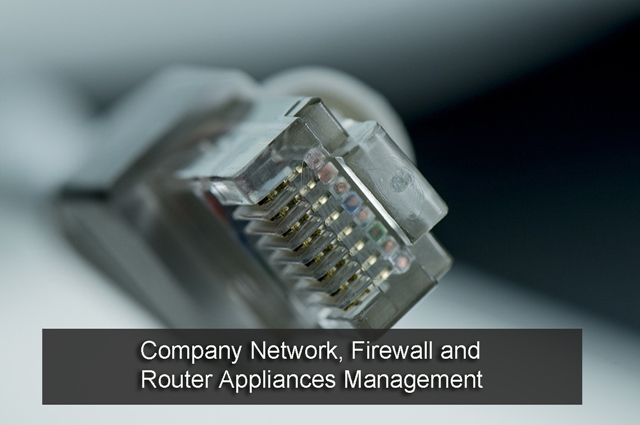 VLS Network Firewall Router Management and Configuration Kuching Malaysia
